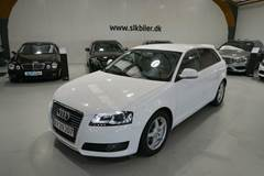 Audi A3 TFSi Attraction SB 1,8