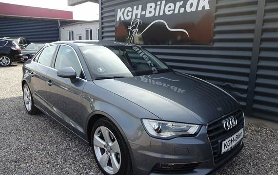 Audi A3 TFSi 140 Ambiente S-tr. 1,4