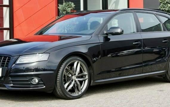 Audi S4 TFSi Avant quattro S-tr. 3,0