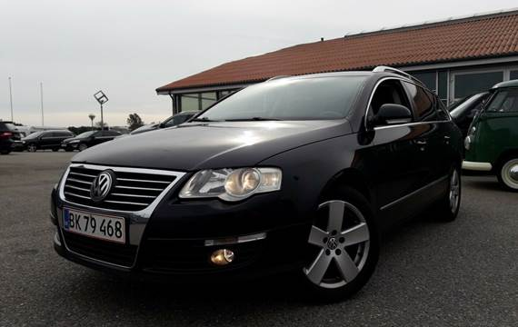 VW Passat TDi 140 Highline Variant 2,0