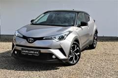 Toyota C-HR Hybrid C-ULT CVT 1,8