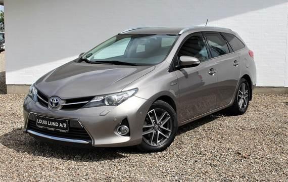 Toyota Auris Hybrid H2+ TS CVT Van 1,8