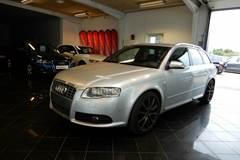 Audi S4 V8 Avant quattro 4,2
