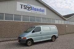 Toyota HiAce D Kassevogn lang 2,4