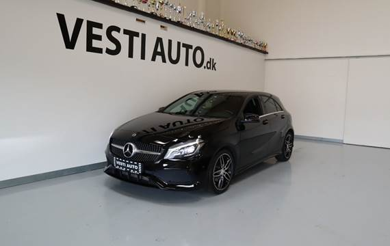 Mercedes A180 d Edition aut. 1,5