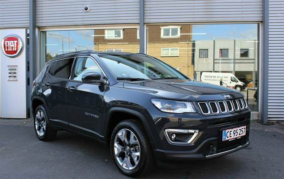 Jeep Compass 1,4 M-Air 170 Limited aut. AWD