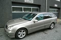 Mercedes C200 CDi Avangarde aut. Van 2,2