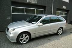 Mercedes C320 CDi Elegance stc. aut. 3,0
