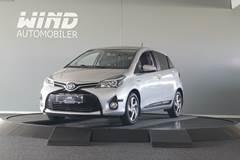 Toyota Yaris Hybrid H2 Limited CVT 1,5