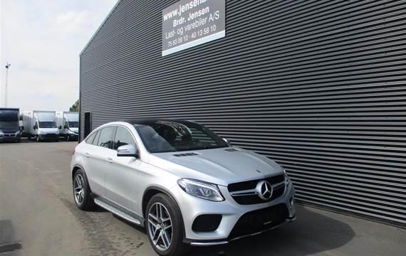 Mercedes GLE 350  D 4-Matic 9G-Tronic  5d 9g Aut. 3,0