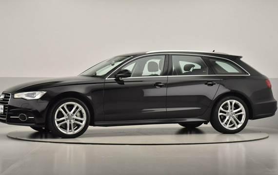 Audi A6 TDi 320 Avant quattro Tiptr. 3,0