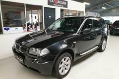 BMW X3 D Steptr. 3,0