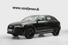 Audi Q3 TFSi 150 Sport Limited S-tr. 1,4