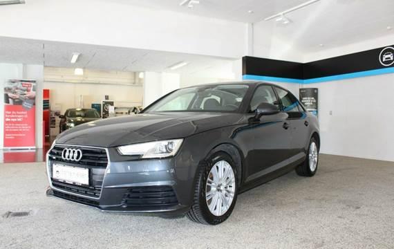 Audi A4 TDi 150 S-tr. 2,0