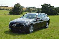 Mercedes C220 BlueTEC Exclusive stc. aut. 2,2