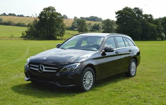 Mercedes C220 BlueTEC Exclusive stc. aut. 2,2
