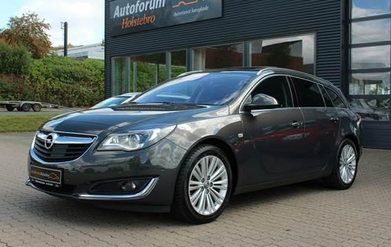 Opel Insignia CDTi 136 Cosmo ST 1,6
