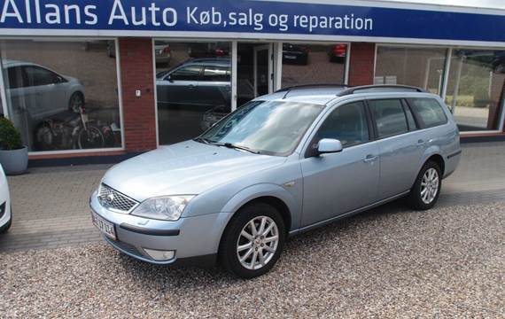 Ford Mondeo TDCi 115 Trend stc. aut. 2,0