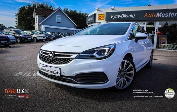 Opel Astra T 200 Dynamic 1,6