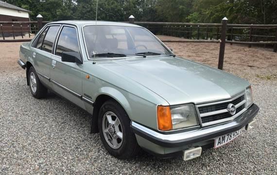 Opel Commodore S 2,5