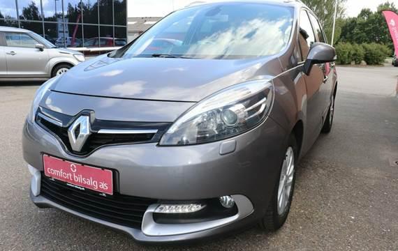 Renault Grand Scenic III dCi 130 Expression ESM 7prs 1,6