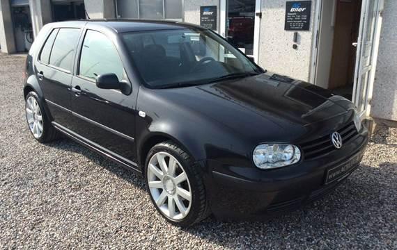 VW Golf IV Trendline 2,0