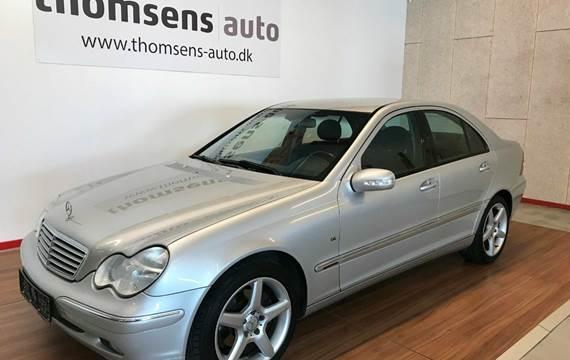 Mercedes C320 Elegance aut. 3,2