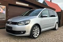 VW Touran TSi 140 Highline 7prs 1,4