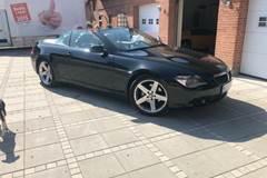 BMW 630i Cabriolet Steptr. 3,0