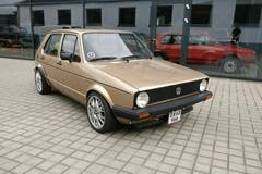 VW Golf I GLS aut. 1,5