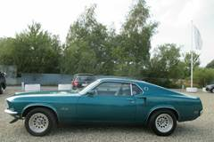 Ford Mustang V8 302cui. Fastback aut. 5,0