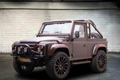 "Land Rover Defender 90"" Soft Top 2,4"