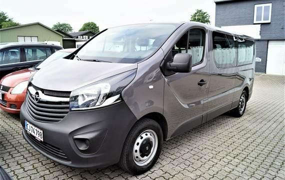 Opel Vivaro CDTi 120 Edition L1H1 1,6