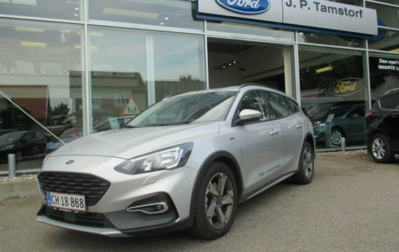 Ford Focus EcoBoost Active stc. aut. 1,5