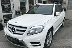 Mercedes GLK220 CDi aut. 4-M BE 2,2