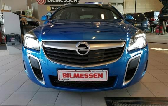 Opel Insignia OPC ST aut. 4x4 2,8