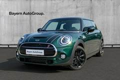 Mini Cooper S 192 Essential aut. 2,0