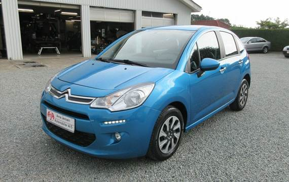 Citroën C3 PT 82 Seduction Upgrade 1,2
