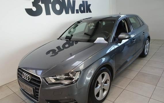Audi A3 TDi 150 Ambiente SB S-tr. 2,0
