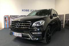 Mercedes ML350 BlueTEC AMG Line aut. 4-M 3,0