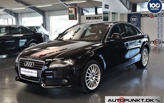 Audi A4 TDi 190 Multitr. 2,7
