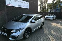 Honda Civic i-VTEC Lifestyle Tourer 1,8