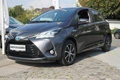Toyota Yaris B/EL H2 Premium E-CVT  5d Trinl. Gear 1,5