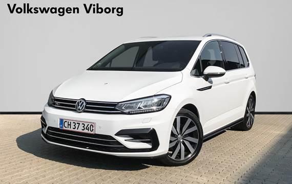 VW Touran TSi 150 R-line DSG 7prs 1,5