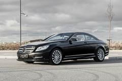 Mercedes CL500 aut. BE 4,7