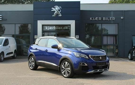 Peugeot 3008 BlueHDi 120 Allure 1,6
