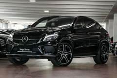 Mercedes GLE43 AMG Sport Coupé aut. 4-M 3,0