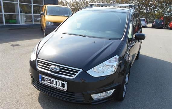 Ford Galaxy TDCI Aut.  2,0