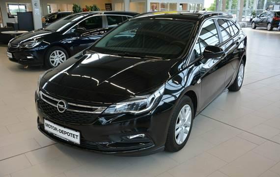 Opel Astra CDTi 110 Enjoy ST Van 1,6