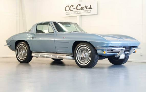Chevrolet Corvette Sting Ray aut. 5,3